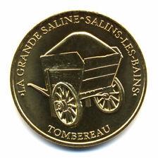 39 SALINS-LES-BAINS Grande saline 7, Tombereau, 2021, Monnaie de Paris