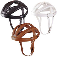 VINTAGE CYCLING HELMET CYCLE CLASSIC 3 BANDS 60' 70' VELOCE HEROIC EROICA 60cm