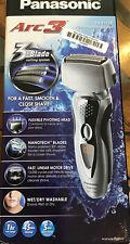 Panasonic ES8103S Cord/Cordless Rechargeable  Men's Electric Shaver