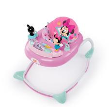 Baby Walker Jumper Activity Station Removable Toys Bright Stars Pink Disney