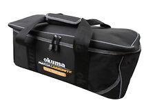 Okuma match carbonite cool appât sac carp sea fishing carryall bagages 50x20x20cm