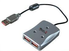 Puerto USB 2 Hub Computadora Laptop Pc