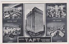 Nyc Hotel Taft Multi View, Seventh Ave & 50Th St., New York City