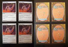 4x Dragon Blood - Mirrodin