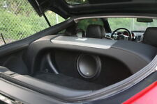 "Custom Sub Box for Nissan 350z Coupe - Subwoofer Box 1-10"" (Ver.2) Great design!"
