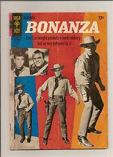 Gold Key Bonanza #17 (1965) FN- See pics!