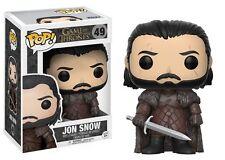 "Juego de Tronos Jon Snow 3.75"" Vinilo Pop Figura Funko 49 edición siete"
