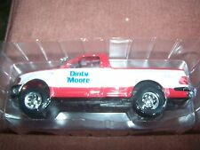 MAISTO DINTY MOORE RED AND WHITE METAL TRUCK FORD F150 -1997 nib