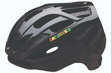 6 Bicicleta Casco O Marco Pegatinas con Nombre Placa De Skate BMX Seguridad Bicicleta de montaña