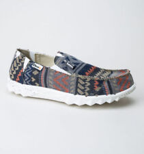 Floral Loafers Casual Shoes for Men