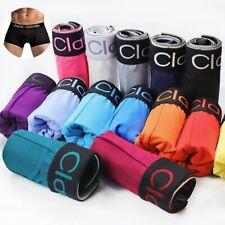 10 PCS JackClaude Underwear Boxers Men Shorts Sexy Underpants Compact Concealed