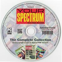 YOUR SPECTRUM Magazine Collection on Disk - ALL 21 ISSUES! ZX Sinclair Games