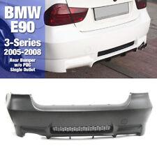 Rear Bumper Guard Molding Garnish w/o PDC For BMW 2005-2008 3 Series E90
