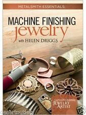 Machine Finishing Jewelry with Helen Driggs [DVD]