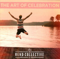 "Rend Collective - The Art Of Celebration [12"" VINYL RECORD LP] 2014  ** NEW **"