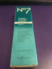 Boots No7 Protect & Perfect Intense ADVANCED Serum [30ml / 1oz]