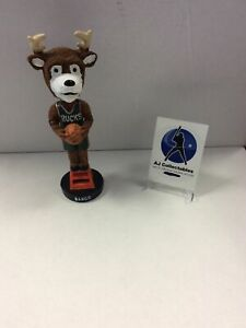 Milwaukee Bucks Bobblehead Bango Mascot Of The Year NBA No Box