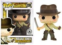 Indiana jones limited edition tv television funko pop exclusive figure figura