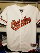 Baltimore ORIOLES #15 MATT WIETERS Baseball Jersey YOUTH SZ Medium SEWN