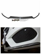 For Mercedes Benz W205 AMG Carbon Fiber Front lip panel cover