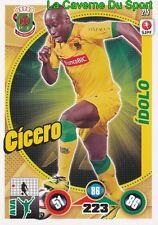 215 CICERO GUINEA-BISSAU FC.PACOS DE FERREIRA CARD ADRENALYN LIGA 2015 PANINI