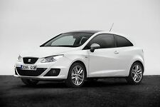 SEAT IBIZA 2012 ON DRIVER SIDE O/S WING PRE-PAINTED TO ANY STANDARD SHADE