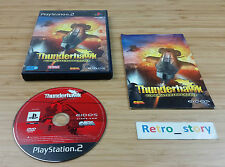 PS2 Thunderhawk : Operation Phoenix PAL