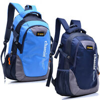 30L Women Men Bag Outdoor Sports Travel Backpack Schoolbag Daypack Rucksack New