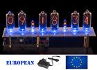 Nixie Clock IN-8-2 Tubes, Musical, USB Arduino comp. Slot Machine WITH TUBES