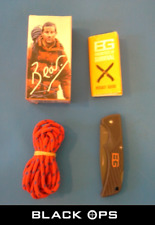 ** XMAS SPECIAlL *** BEAR GRYLLS COMPACT SCOUT KNIFE MINI SURVIVAL KIT