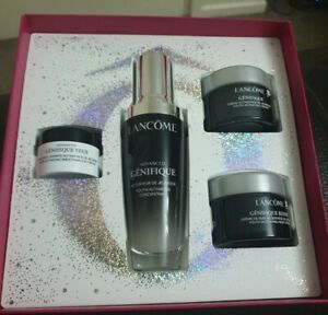 Lancome Advanced Genifique Youth Activating Set,serum,eye Cream,night Cream