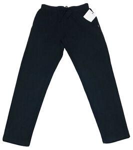 Calvin Klein Men's Viscose Sleepwear Pyjama Bottom In Black