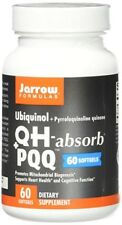 Jarrow Formulas QH Plus PQQ, Supports Heart Health and Cognitive Function, 60 CT
