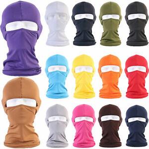 Balaclava Full Face Mask Sun UV Protection Breathable Helmet Liner for Women Men