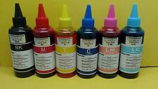 600ml Refill Ink for Epson Compatible Artisan 700 710 725 730 800 810 835 837