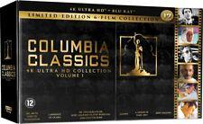 Columbia Classics Collection: Volume 1 – 4K Ultra HD Blu-ray Boxset [OOP, NEW]
