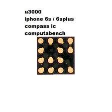 U3000 sensor de brújula para iPhone 6S y 6S Plus hscdtd 601A-19