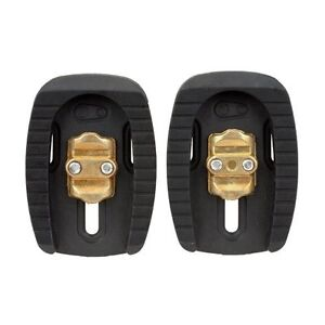 Crank Brothers 3-Hole Cleats for Quattro, Eggbeater, Candy Pedals - NEW