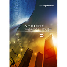 Big Fish Audio Ambient Skyline 3 Rex2, Rmx, Wav
