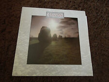 Clannad Magical Ring RARE German Vinyl LP