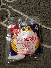 tamagotchi keychain mcdonalds #4 happy meal toy sealed 1997