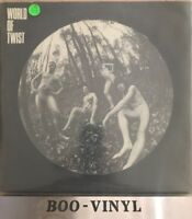 """World Of Twist Sons Of The Stage 12"""" Picture Disc Ex+ Con"""
