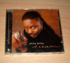 CD Album - Philip Bailey - Dreams
