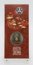 Russia 2018 - 25 Rubles Coin Sealed in blister - FIFA World Cup 1st Series Coin