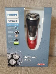 Philips Norelco 4200 Men's Wet & Dry Electric Shaver NEW & SEALED