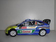 FORD FOCUS RS WRC RALLY WALLES 2007 HIRVONEN #04 ALTAYA IXO 1:18