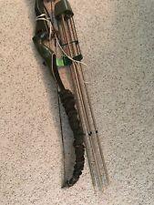 Vintage Bear Kodiak Magnum 52 Inch 50 Pound Recurve Bow Excellent With Arrows