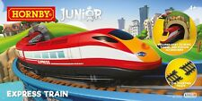 Hornby R1215 Junior Express Train Battery Powered Railway Playset