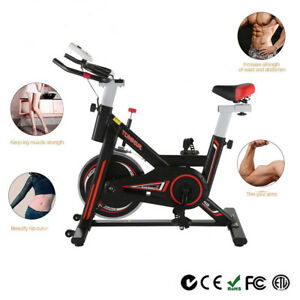 Indoor Workout Machine Home Gym Exercise Bike/Cycle Trainer Fitness Uk