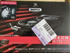 XFX Radeon RX 470 RS 4GB Hard Swap Triple XRX-470P4L  Graphics Card